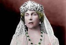 H.M. Queen Victoria Eugenia (Ena), Queen Consort of Spain