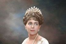 H. M. Queen Marie, Queen  Consort of Romania, nee Princess of Edinbourgh