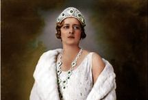 H.M. Queen Maria,  Queen consort of Yugoslavia, neé Princess of Romania