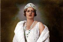 H.M. Queen Maria,  Queen consort of Yugoslavia, neé Princess of Romania