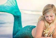 Mermaid Inspiration and Fashion