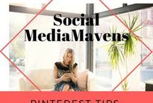 Pinterest Tips for Writers / I coach writers to market and find readers through Pinterest and Social Media.