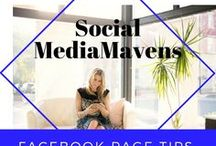 Facebook Page Tips for Writers