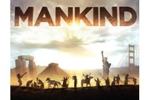 Mankind: The Story of All of Us / I spent the last few months of my life writing this companion volume to the History Channel series of the same name. The pictures will give you hints about some of the stories we tell
