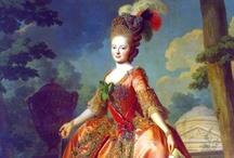 Style gallery  (rococo 1700-1795) / by Tatiana Gluhova