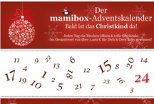 Adventskalender mamibox 2012