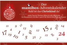 Adventskalender mamibox 2012