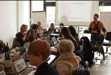 blogst workshops / Hier findet Ihr Bilder und Eindrücke von unseren BLOGST Workshops.