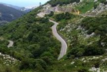 Cycling In the North Of Spain / A beautiful landscape filled with enough climbs to invigorate, food that will satisfy and some fascinating history!
