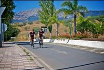 Road Bike Tours In Spain / #CyclingCountry Road bike tours in Spain with a difference. Top quality road cycling through Granada's #SierraNevada or the Spanish coast.