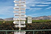 Central Coast Wineries / by Drync