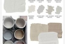 CREATE THE MOOD WITH PAINT