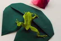 [Inspiration] Paper art / origami