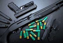 Weapons / knives, Guns, etc.