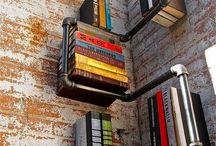 Kitaplık/Library / Kitap , kitaplık