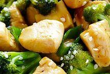 Dinner tip / Forskjellige spennende oppskrifter