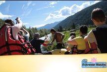 Extreme Waves 12 Luglio 2014 / #Rafting con #ExtremeWaves in #ValdiSole lungo il #fiume #Noce, uno tra i tracciati più belli al mondo per fare #kayak e #hydrospeed in #Trentino!  www.ExtremeWaves.it