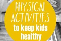 Family Fitness Fun / Fitness oriented family activities!
