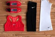 Style & Fitness / Casual athletic gear for women's fashion