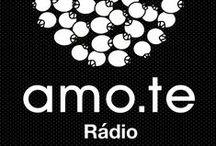 amo.te Rádio / Programa semanal, com uma hora de duração, apresentado por Pedro Miguel Ramos, emitido em 22 Rádios locais, em www.amote.pt, www.amoteradio.podomatic.com e no iTunes com Download Free. Play, Love & Dance!