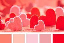 Paleta de Cores ou Cartela de Cores / É uma espécie de uma tabela que contem diversas cores, normalmente agrupadas por tons.