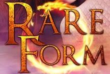 Rare Form (Book 1) / Fiery redhead Stella Stonewall never fit in. Enigmatic Rowan Gresham is domineering, brooding, and sexy as chocolate-dipped sin. He takes Stella to the magical realm of her parents where she recognizes her rightful place. Their chemistry ignites, but a girlfriend and an age difference stand in the way. Stella's life fast-tracks to extraordinary when she enrolls at an enchanted college where shifters and magic are normal. Stella must find her own animal form, a task as elusive as her ancestry.