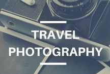 Travel Photography / A look into some of our favorite travel photography shots, complete with beautiful scenery and tips!