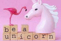 Mermaids & Unicorns | Products / Every bachelorette needs some unicorn and mermaid inspiration