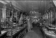 Eb Horn / We're the oldest family owned jewlery store in Boston. Built in 1839, we're chalk full of history! Take a peek inside, and don't forget to visit us!   >>http://www.ebhorn.com/about