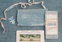 Wedding Inspiration / Some of the coolest wedding inspiration we could find!