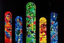 Stain Glass in Buildings