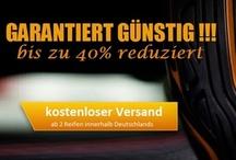 PKW-Reifen / Große Auswahl an Marken-Sommerreifen