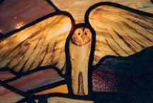 Painted Stain Glass