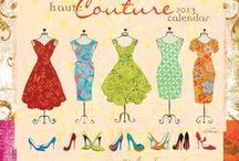 Fashion Illustrations / by Veronica Romo