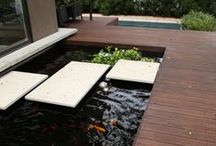 TaC studios / A bamboo deck installation using dasso.XTR's fused bamboo.