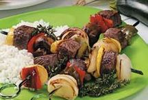 Grilling Recipes / Are you ready for the summer grilling season?  Enjoy some of these delicious recipes.