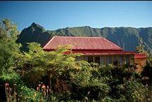 ile de la Réunion : cases