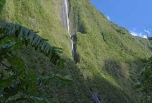 ile de la Réunion : paysages