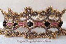 Beaded Bracelets (Bilek.♥) / by Serpil