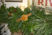Christmas garlands / Christmas garlands