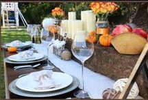 Easy Thanksgiving Decor