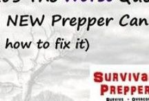 Preppers, Survivalist, Homesteader / Info to help preppers survivalists and homesteaders stay safe, alive, and ready to thrive!