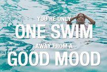So You Swim? / Everything water swim swimmer related Got chlorine? / by Dalek Caan