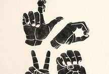 Langue des signes / #LSF
