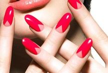 Nails / nails , manicures , tips