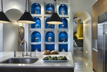 I Dream of Kitchens / Beautiful kitchens we'd all love to have. / by DiningIn.com (DiningIn)