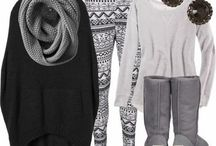 Cute outfits and shoes!!! My fav:)