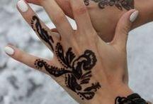 Henna, Tattoo