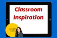 Classroom Inspiration / This and that / by Tracy Poelzer