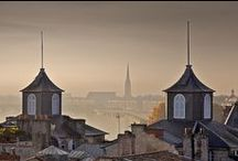Bordeaux, belle blonde